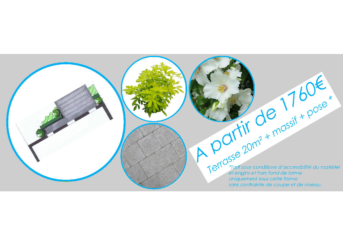 Entreprise paysagiste cr ation de jardin terrasse gazon for Creation entreprise paysagiste